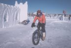 Fat Biking Yellowknife