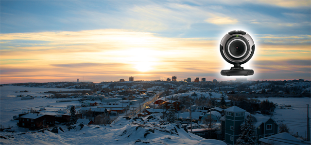 yellowknife weather cam