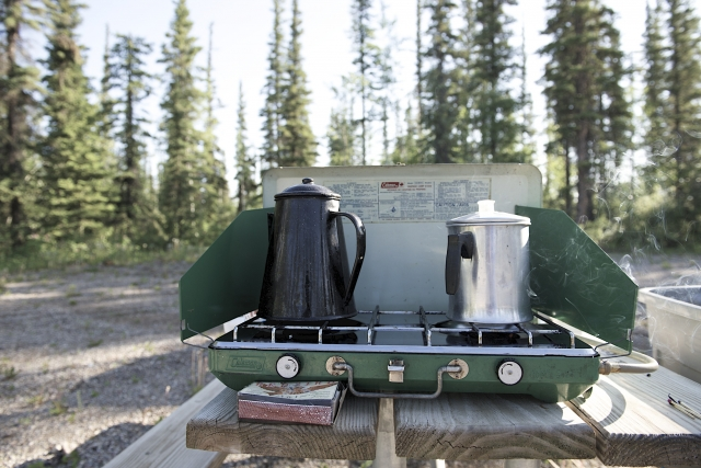 NWT Camp Stove