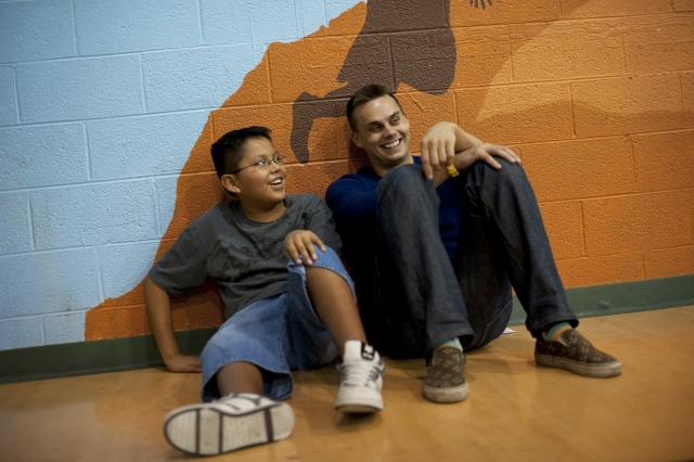 Big Brothers, Big Sisters Yellowknife
