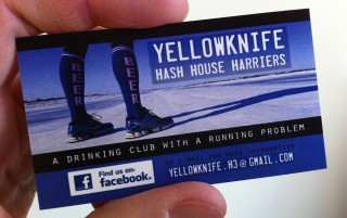 Yellowknife Hash House Harriers @ Parker Park