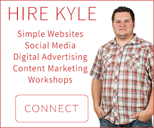 Hire Kyle Today