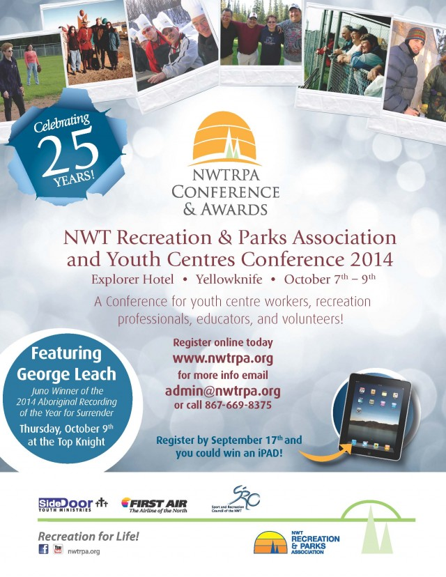 NWTPRA Conference and Awards @ The Explorer Hotel