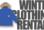 Yellowknife Winter Clothing Rentals