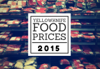 Yellowknife Food Prices
