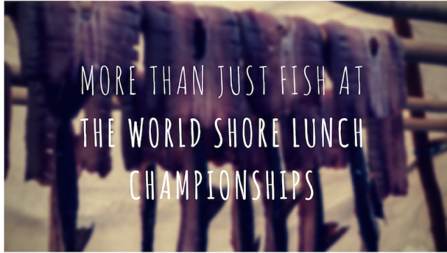 MORE THAN JUST FISH AT THE WORLD SHORE