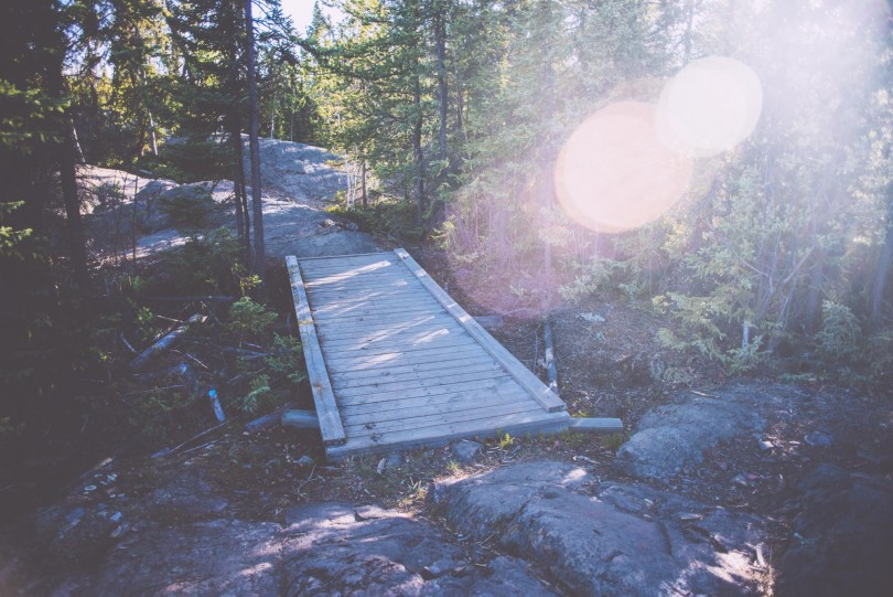 Yellowknife Hiking Trails