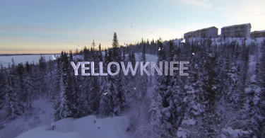 yellowknife-ariel