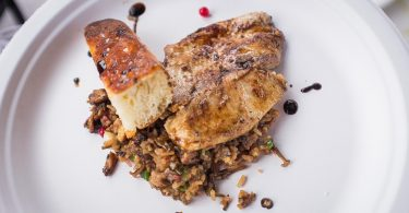 Boreal Cranberry Wild Rice and Birch Syrup Pilaf