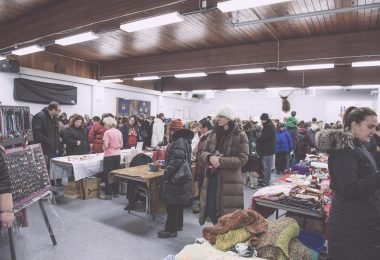 Yellowknife Craft Sales 2016