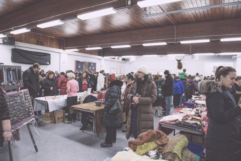 Yellowknife Craft Sales