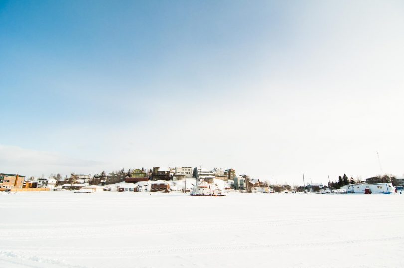 12 Winter Activities to do in Yellowknife with Kids