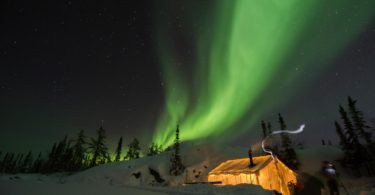 Yellowknife Aurora Tour
