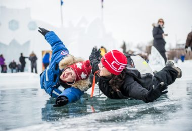 Yellowknife Long John Jamboree Event
