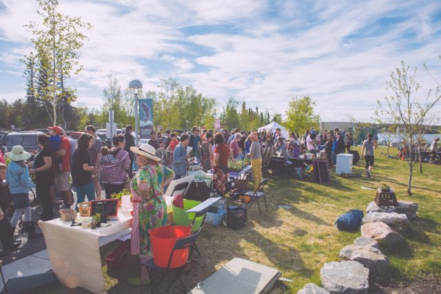Yellowknife Farmers Market