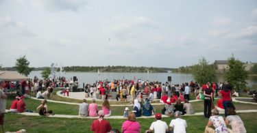 Yellowknife Canada Day