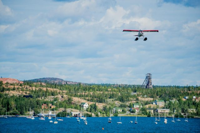 Yellowknife Float Planes