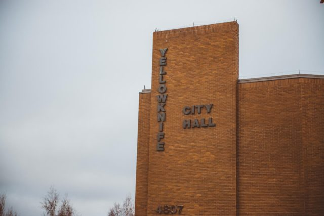 Yellowknife City Hall
