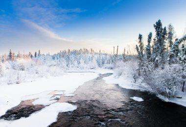 Yellowknife Cameron River