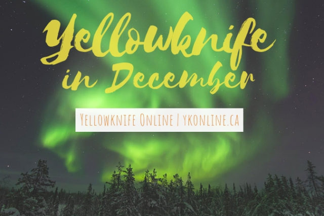 Yellowknife in December