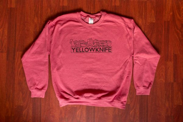 Yellowknife Crewneck Sweater