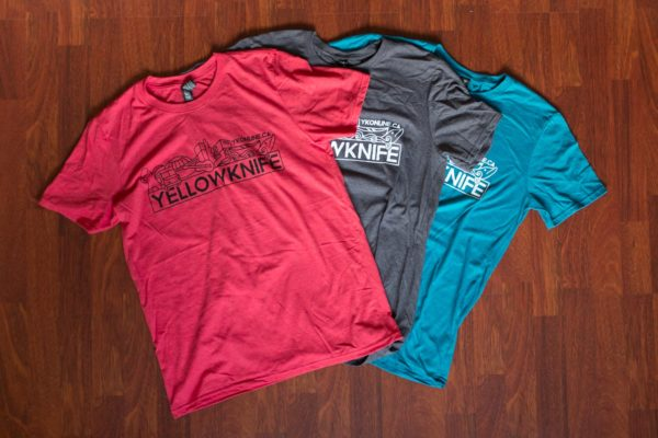 Yellowknife Apparel T-Shirts