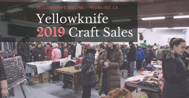 Yellowknife craft sales 2019